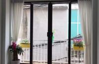 Nhà Trương Định 42m2x5T,MT 3.6m, ngõ thông, ô tô, kinh doanh, giá 3.8 tỷ.