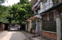 Mua đất tặng nhà 4 tầng tại Đức Giang - Long Biên, phân lô, vỉa hè, ô tô tránh, 90m2, mt 5m, 4,5 tỷ.
