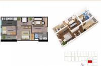 Bán căn hộ chung cư tại Dự án Ecohome 3, Bắc Từ Liêm, Hà Nội  giá 16 Triệu/m²