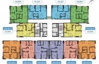 Quang Hùng - chính chủ cần bán căn hộ 1601, DT 92,9m2 CC Smile Building, giá 24tr/m2, LH 0904673568