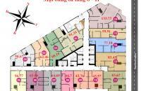 Cần bán gấp căn góc số 11 tại TÒA THÁP DOANH NHÂN TOWER.dt:83,67m2, giá 20tr/m2. LH: 0387720710