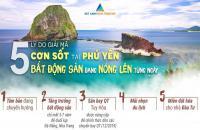 [Duy Nhat]19 lo lien ke chuoi resort cao cap, view truc dien bien Phu Yen, gia tu 9.9trieu/m2, ha ...