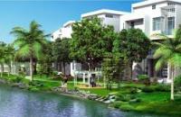 Bán căn Biệt Thự Vinhome thăng Long view Hồ, LC Tây DT 200m2, nhà đẹp, đồ hướng ĐN. Giá 22 tỷ