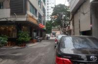 Bán nhà 8 tầng x 61m2 mặt ngõ ô tô tránh Phố Quan Nhân đang cho thuê 65tr/th giá 18,5 tỷ