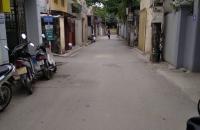 Đất vuông đẹp cách 1 nhà ra mặt phố Ngô Gia Tự - Long Biên, Dt 120m2, 4,6 tỷ. 0971320468.