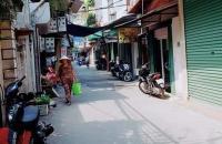 Bán nhà riêng, phố Minh Khai, Quận Hai Bà Trưng. 1.7 Tỷ.