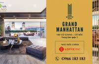 THE GRAND MANHATTAN - HotLine: 0966183183 bán căn hộ giá bao nhiêu tiền.