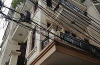 Cho thuê nhà 3,5 Tầng kiểu Biệt Thự Phố Văn Cao Liễu Giai 3 Mặt thoáng