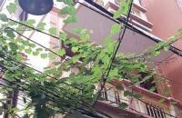Bán nhà ngõ 85 Xuân Thủy, Quận Cầu giấy, Hà Nội 51m2x4T MT4.6m lô góc
