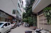Bán Nhà 5 tầng, ngõ 5m, 5 phòng ngủ, mặt tiền 5,5m, DT65m2, Kim  Mã