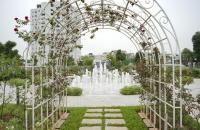 Chính chủ bán liền kề 82,5m2  KĐT The Eden Rose mặt công viên Chu Văn An