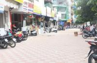Bán đất mặt phố Lạc Trung , KD tấp nập 52m2 chỉ 221tr/m2