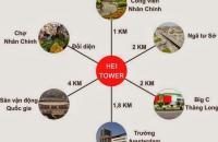 Bán Căn Hộ The Hei Tower, Cuộc Sống Thịnh Vượng, 155m2, giá 4.5 tỷ.