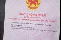Chính chủ bán đất tại 156 Ngô Gia Tự, phường Đức Giang, Long Biên, Hà Nội
