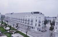 Bán căn liền kề Louis 5, DT 100m2, giá 55 triệu/m², vị trí đẹp và kinh doanh và cho thuê tốt
