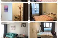 Cho thuê căn 2 phòng ngủ Botanica Premier tầng trung view hướng Đông công viên Gia Định 18tr/th