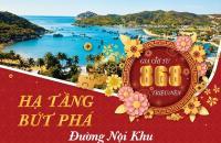 Cần tiền ra hàng trước tết gấp 2 lô dự án KDC Cầu Quằn - Ninh Thuận