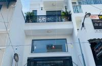 Bán nhà mặt tiền HXT đường Trần Văn Ơn, Phường Tân Sơn Nhì, Quận Tân Phú, DT: 8x12.7m, 4 tầng, ...