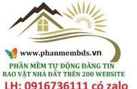 Cách làm nào để bạn rao tin Nhà đất ở Hà Nội nhanh & tiết kiệm chi phí nhất