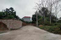 Đất gần CNC Hòa Lạc, Bình yên, Thạch Thất, sẵn sổ, từ 500 triệu/nền