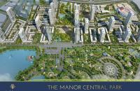 Cần bán căn liền kề giá rẻ nhất thị trường tại khu đô thị The Manor Central Park, diện tích 99m gần hồ điều hòa và công viên Chu Văn An