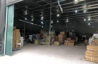 Cho thuê mặt bằng kho chứa hàng , 299  trung kính ,  Cầu giấy ,  Hà Nội
