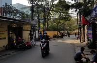 Bán nhà phân lô Cù Chính Lan, ô tô tránh, kinh doanh, 80m2, giá 9.5 tỷ