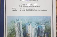 Chính chủ bán căn hộ 2PN 2WC 76m2, N01A, CC K35 Tân Mai. Nhận nhà ở ngay.LH 0982.726.226