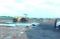 Cho thuê đất làm bãi xe, chứa hàng hoá Mũi Tàu Cộng Hoà - Trường Chinh, Q. Tân ...