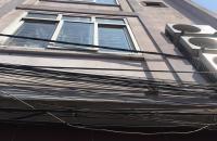 Nhà Cổ Nhuế 60m, 5tầng, 8 phòng cho thuê 20tr/tháng, 3m gửi ô tô