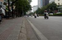 Mặt phố Nguyễn Văn Cừ 78m2 MT 5m, vỉa hè đá bóng, kinh doanh bất chấp 20.5tỷ Long Biên