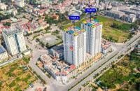 Bán gấp căn hộ ban công Đông Nam tầng đẹp - 71m2 giá 2,4 tỷ (full nội thất) - LS 0%, ck4%, quà 30tr