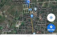 Mặt bằng 80-81 Khu đô thị Quảng Tân Nam TP. Thanh Hóa siêu hót