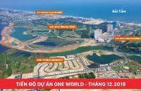 Bán đất nền dự án One World Regency giáp ranh Cocobay giá chỉ 21 triệu/m2
