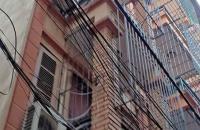 Bán nhà 4 tầng Trương Định, 2 mặt thoáng, KINH DOANH nhỏ, ngõ ô tô, 2,55 tỷ