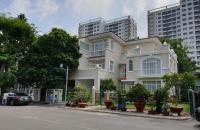 Bán biệt thự Mỹ Phú Phú Mỹ Hưng quận 7, view trực diện công viên 268m2, hướng Tây Nam chốt 50 tỷ - ...
