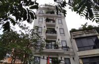 Bán nhà phố Nguyễn Hữu Thọ - Linh Đàm, thang máy, nhìn ra hồ, vỉa hè kinh doanh cực rộng, 7 tầng x 55m2, 7,5 tỷ.
