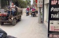Đất kinh doah, ô tô vào nhà ngay cổng khu đô thị HUD Vân Canh 35m2, mặt tiền 5m, xây 2 phòng 1 tầng đẹp - LH: 0986472186
