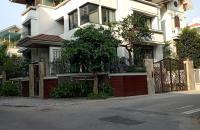 Cho thuê biệt thự Vườn đào, võ chí chông 265m2/sàn, 4 tầng Chỉ 50tr