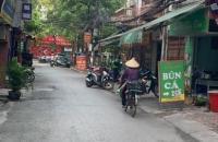 Bán nhà phân lô, ô tô tránh Huỳnh Thúc Kháng, kinh doanh tốt, vỉa hè, 38m2x5t, giá 8,3 tỷ