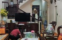 Hiếm!Bán nhà Hoàng Mai 5 tầng, nhà đẹp, ngõ to thông tứ tung, ô tô đỗ. 0397194848