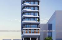 TÒA NHÀ VIP mặt phố THÁI HÀ 120m2 X 8 tầng MT rộng Thang Máy 51 tỷ