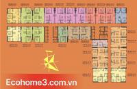Bán gấp CHCC Ecohome3,  tầng 9 căn 23 – NO5: 58.4m2 giá 1ty100.LH 0389193082