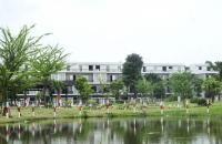 Cần bán căn liền kề mặt công viên, tại Khu đô thị Nam 32, Hoài Đức