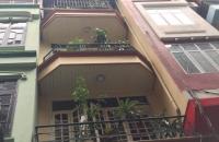 Bán nhà ngõ phố Thái Thịnh, Đống Đa kinh doanh, ô tô DT45m2 x4 T giá 6 tỷ 85
