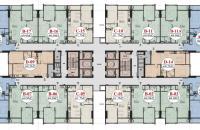 Bán gấp căn 1608 -T3 chung cư Thăng Long Capital, DT: 96,8m2, giá: 19.5tr/m2.LH:0358545570