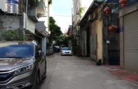 Bán Đất!Kim Giang, Thanh Trì, 50m*MT5m-Sổ Đẹp-4 Chỗ Vào Nhà.LH:0397194848