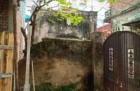 Bán đất Hà Huy Tập-Yên Viên,60m,mt 4,5m,giá nhỉnh 23 triệu/m.Lh:0989126619.