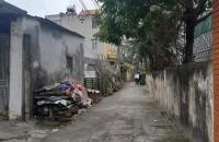 Bán đất Tổ 4,Giang Biên,60 mét,mt4.4m,nhỉnh 28 triệu/m.Lh:0989126619.