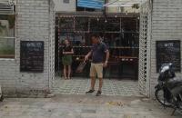 Bán nhà C4 ngõ 299 Hoàng Mai ô tô tránh, view Sông Kim Ngưu 77m2 giá 7 tỷ. LH 0912442669
